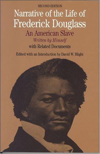 Narrative of the Life of Frederick Douglass: An American Slave,...