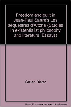 sartre what is literature and other essays Born in paris in 1905 to jean-baptiste sartre, an officer in the french navy,   after the war, he founded les temps modernes, a monthly literary and political  review  differences between one society and another and respect human  freedom.