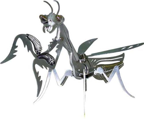 OWI Mega Mantis Aluminum Skulpture Kit (Aluminum Building Kits compare prices)