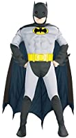 Rubie's Costume The Batman Deluxe Muscle Chest Child's Costume, Small, One Color