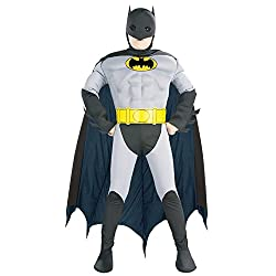 Batman Deluxe Muscle Chest Costume