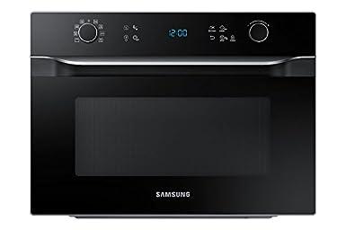 Samsung MC35J8085LT Micro-ondes 35 L Noir, Argent