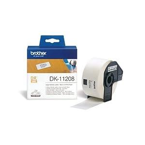 Brother DK-11208 - Address labels 400 )