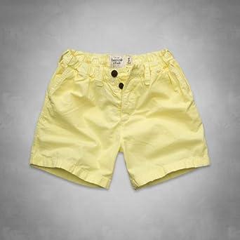 【クリックで詳細表示】アバクロ Abercrombie&Fitch 正規品 メンズ ショートパンツ A&F Campus Fit Shorts 128-283-0338-080 並行輸入品 : 服&ファッション小物通販 | Amazon.co.jp