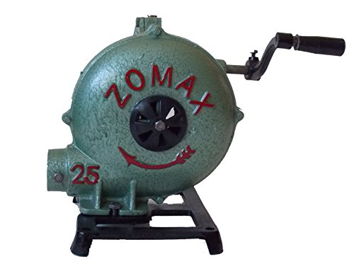 Manual Blacksmith Forge Blower (handcrank) (Manual Blower compare prices)