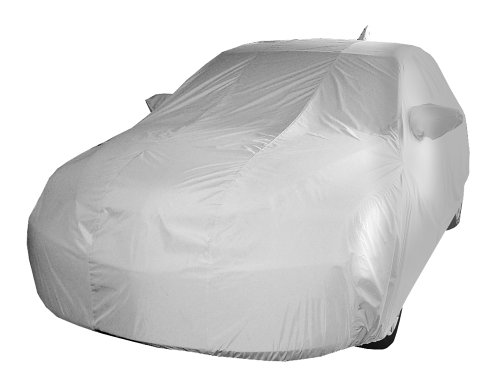 Coverking Custom Car Cover For Select Chevrolet El Camino Models - Silverguard (Silver) front-1074345