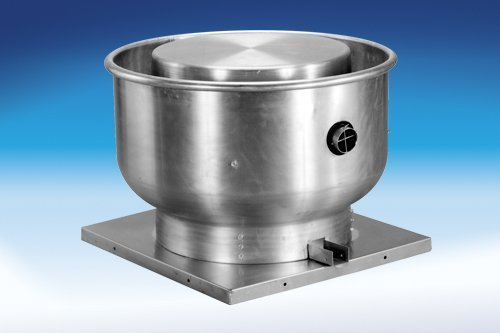 Direct Drive Centrifugal Exhaust Fans : Fantech ddu aa roof wall fan upblast centrifugal vent