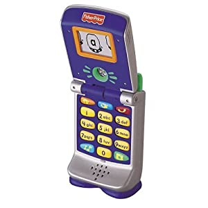 Fisher Price - Learn Your Number Cell Phone (Fun-2-Learn)