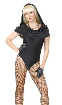 Lady Gaga Hooded Bodysuit Costume