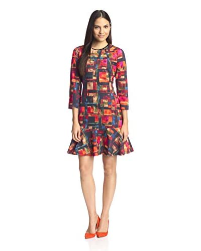 Beatrice B Women's Printed Dress