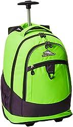 High Sierra Chaser Wheeled Book Bag