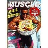 MONDE DU MUSCLE (LE) [No 96] du 01/01/1991 - LA DIETETIQUE - MISS OLYMPIA - STARS 90 - CHAMPIONNATS D BELGIQUE...