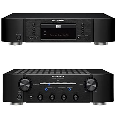 Marantz SA-8004 Super-Audio-CD / CD Player & PM-8004 Integrated Amplifier Bundle