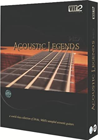 Vir2 Acoustic Legends HD