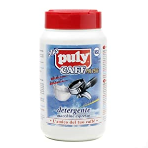 Puly Caff Plus Espresso Machine Cleaner 20 oz by Puly Caff