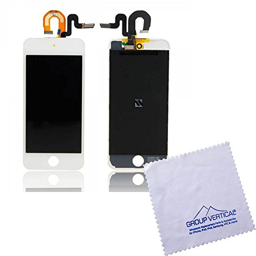 White Touch Screen Digitizer Lcd Assembly For Ipod Touch 5 5Th Gen - 5Th Generation Itouch