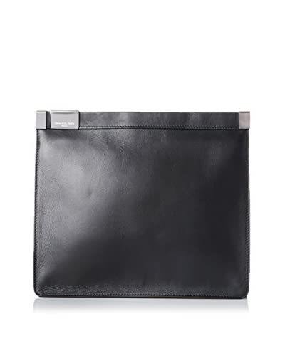 MARTIN MARGIELA Women's Solid Handbag, Black As You See