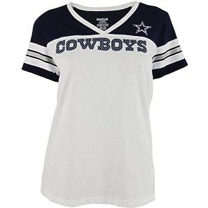 Reebok dallas cowboys women 39 s plus size for Dallas cowboys fishing shirt