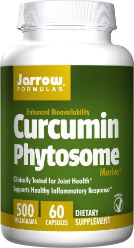 Jarrow Formulas 姜黄+磷脂复合胶囊 60粒图片