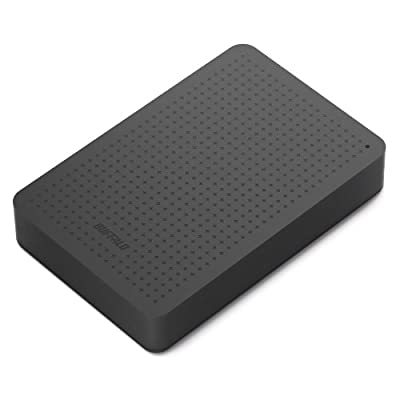 BUFFALO MiniStation 2 TB USB 3.0 Portable Hard Drive (HD-PCF2.0U3GB)