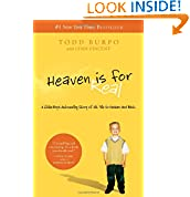 Todd Burpo (Author), Lynn Vincent (Author)   845 days in the top 100  (7936)  Buy new:  $16.99  $9.60  482 used & new from $6.92