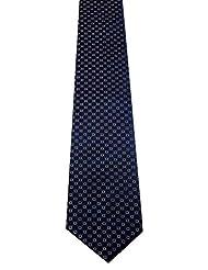Navaksha Navaksha Nevy Blue Tie With Squares