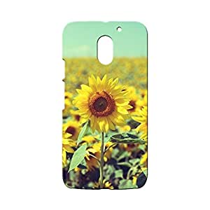 BLUEDIO Designer Printed Back case cover for Motorola Moto E3 (3rd Generation) - G0935
