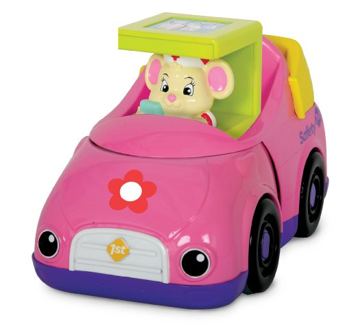 Safety First Cubikals Wiggler Convertible (Comes with 1 Block) - 1