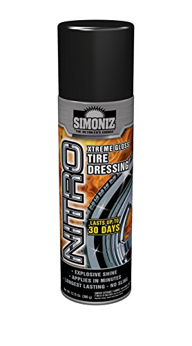 Simoniz S31 Nitro Xtreme Gloss Tire Dressing (Nitro Tires compare prices)