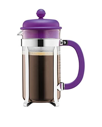 Bodum Cafetera French Press 8 Cups 1 L Violeta