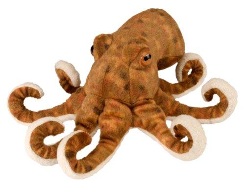 """Wild Republic CK-Mini Octopus 8"""" Plush"""