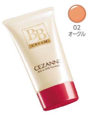 セザンヌ BBクリーム 02