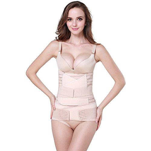 3 in 1 Postpartum Support - Recovery Belly/waist/pelvis Belt Shapewear Waist Belts