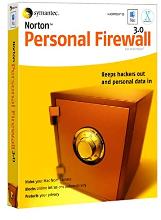 Norton Personal Firewall 3.0 (Mac)