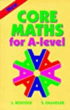 img - for Core Maths for 'A' Level book / textbook / text book