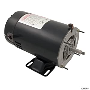 Pentair a800dll y 3 4 1 8 hp single phase for Sta rite pool motor