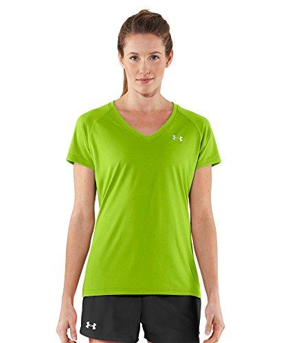 Under-Armour-Womens-UA-Tech-Short-Sleeve-V-Neck