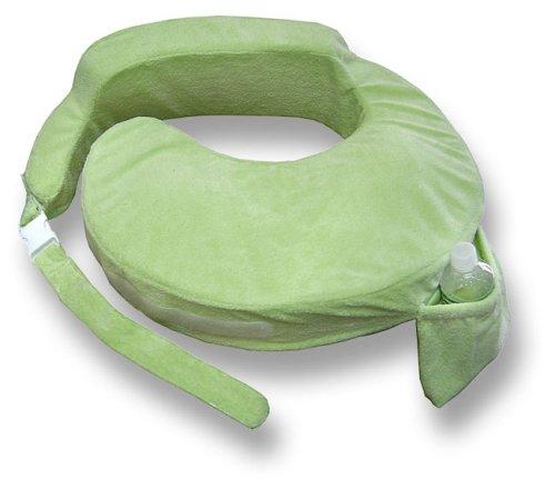 My Brest Friend Deluxe Pillow Light Green