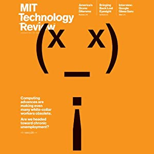 Audible Technology Review, July 2013 | [Technology Review]