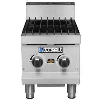 Countertop Burner Reviews : ... HP212 12