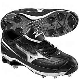 Mizuno Mens 9-Spike Classic G6 Switch Metal Cleats (Low)