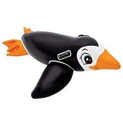 ペンギン 浮き輪/フロート☆乗って遊べる大きい浮き輪