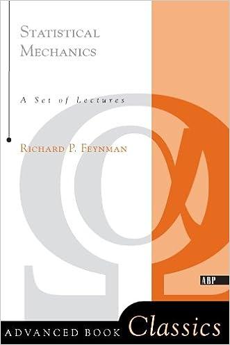 Statistical Mechanics: A Set Of Lectures (Advanced Books Classics)