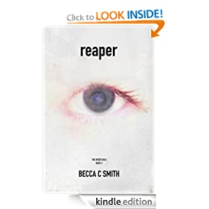 Amazon.com: Reaper (Teen Horror/Science Fiction) (Book #2 in The Riser