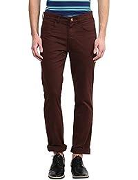 Urban Eagle By Pantaloons Men's Trousers - B01BTTMT5E