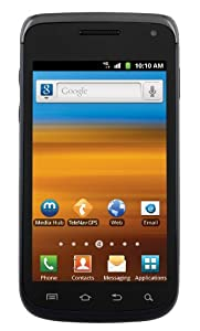 Samsung Exhibit II 4G Prepaid Android Phone (T-Mobile)