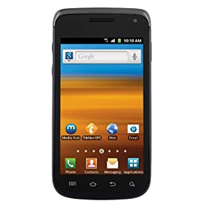 Samsung Exhibit II 4G Prepaid Android Phone