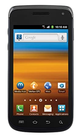 Samsung Galaxy Exhibit, Blue 4GB (T-Mobile)