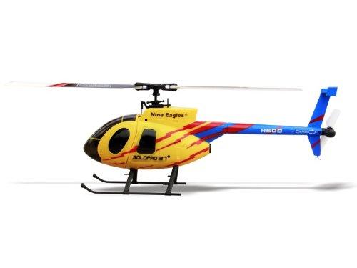 Nine Eagles 25119 - Solo Pro 127, Elicottero telecomandato, 2,4 GHz