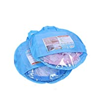 Fairy Baby Ger Tape Portable Bottomless Baby Bed Net with Stand Pack of 1 from Rainbow Trade Co Ltd